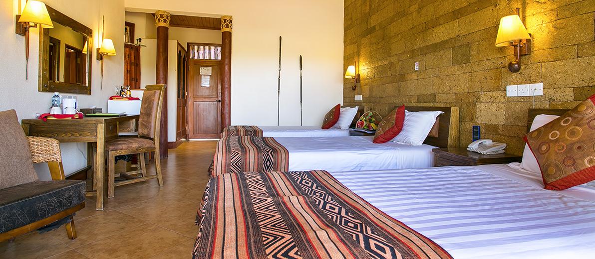 Samburu Simba Lodge Simba Lodges